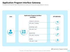 API Integration Software Development Application Program Interface Gateway Designs PDF