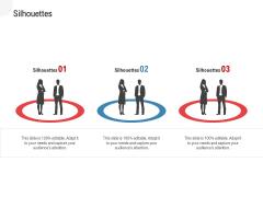 API Outline Silhouettes Ppt Show Visuals PDF