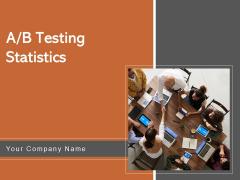 A B Testing Statistics Population Testing Process Ppt PowerPoint Presentation Complete Deck