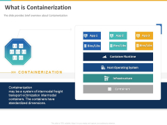 A Step By Step Guide To Continuous Deployment What Is Containerization Demonstration PDF