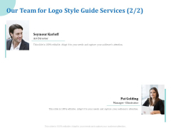 A Step By Step Guide To Creating Brand Guidelines Our Team For Logo Style Guide Services Planing Clipart PDF