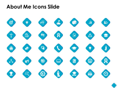 About Me Icons Slide Winners Ppt PowerPoint Presentation Slides Design Ideas