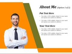 About Me Template 1 Ppt PowerPoint Presentation Summary Slides