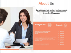 About Us Awards Ppt PowerPoint Presentation Gallery Designs Download