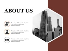 About Us Company Ppt PowerPoint Presentation Summary Infographic Template