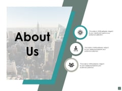About Us Contribution Ppt PowerPoint Presentation Diagram Templates