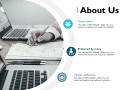 About Us Management Ppt PowerPoint Presentation Slides Graphics Download