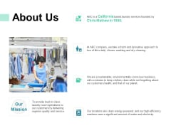 About Us Our Mission Ppt PowerPoint Presentation File Slides