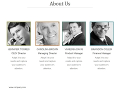 About Us Ppt PowerPoint Presentation Background Images