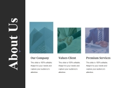 About Us Ppt PowerPoint Presentation File Inspiration