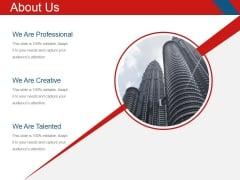 About Us Ppt PowerPoint Presentation Gallery Graphics Design