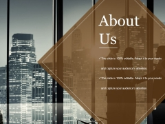 About Us Ppt PowerPoint Presentation Graphics