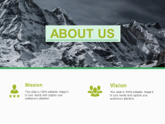 About Us Ppt PowerPoint Presentation Icon Outline
