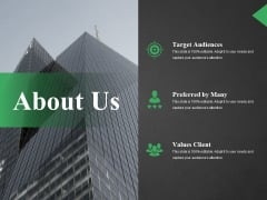 About Us Ppt PowerPoint Presentation Icon Topics
