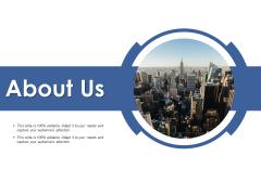 About Us Ppt PowerPoint Presentation Ideas Elements