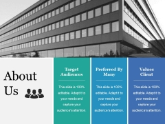 About Us Ppt PowerPoint Presentation Ideas Graphics