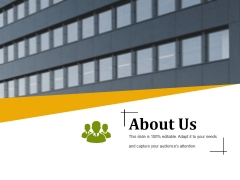 About Us Ppt PowerPoint Presentation Ideas Outline