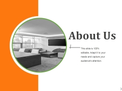 About Us Ppt PowerPoint Presentation Ideas Show