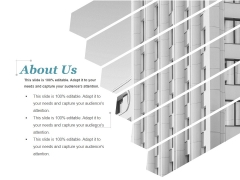 About Us Ppt PowerPoint Presentation Ideas