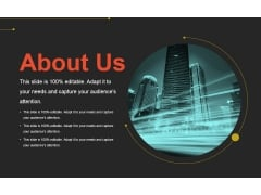 About Us Ppt PowerPoint Presentation Infographic Template Display