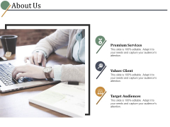 About Us Ppt PowerPoint Presentation Infographic Template Ideas
