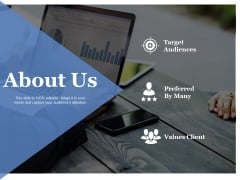 About Us Ppt PowerPoint Presentation Infographic Template Samples