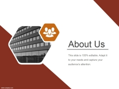 About Us Ppt PowerPoint Presentation Infographics