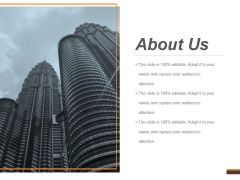 About Us Ppt PowerPoint Presentation Information