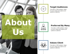 About Us Ppt PowerPoint Presentation Inspiration Sample