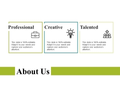 About Us Ppt PowerPoint Presentation Inspiration Shapes