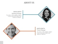 About Us Ppt PowerPoint Presentation Inspiration