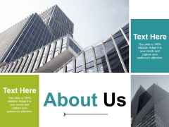 About Us Ppt PowerPoint Presentation Inspiration Topics