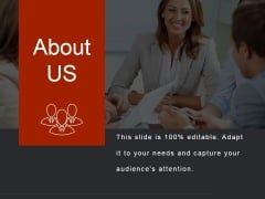 About Us Ppt PowerPoint Presentation Layout