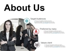 About Us Ppt PowerPoint Presentation Layouts Examples