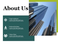 About Us Ppt PowerPoint Presentation Layouts Slide