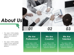 About Us Ppt PowerPoint Presentation Model Picture