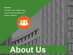 About Us Ppt PowerPoint Presentation Outline Background Designs