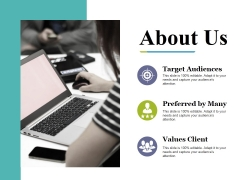 About Us Ppt PowerPoint Presentation Outline Information