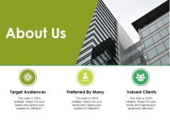 About Us Ppt PowerPoint Presentation Pictures Example