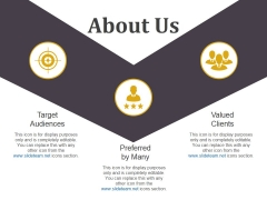 About Us Ppt PowerPoint Presentation Portfolio Diagrams