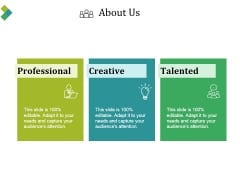 About Us Ppt PowerPoint Presentation Professional Graphics Design