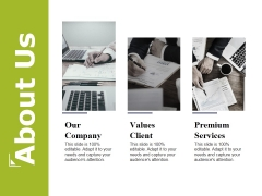 About Us Ppt PowerPoint Presentation Professional Guide