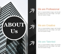 About Us Ppt PowerPoint Presentation Professional Pictures