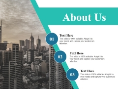 About Us Ppt PowerPoint Presentation Professional Rules