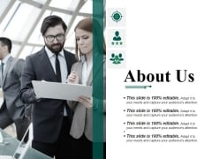 About Us Ppt PowerPoint Presentation Show Tips