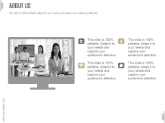 About Us Ppt PowerPoint Presentation Slide