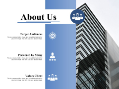 About Us Ppt PowerPoint Presentation Slides Display