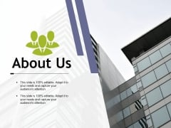 about us ppt powerpoint presentation slides example file