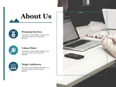 About Us Ppt PowerPoint Presentation Slides Graphics Example