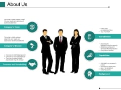 About Us Ppt PowerPoint Presentation Styles Graphics